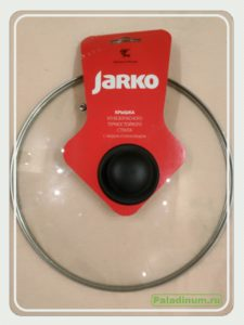 Крышка из жаропрочного стекла JARKO d-28. Крышка JARKO отзыв