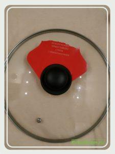Крышка из жаропрочного стекла JARKO d-28. Блин... Крышка JARKO отзыв