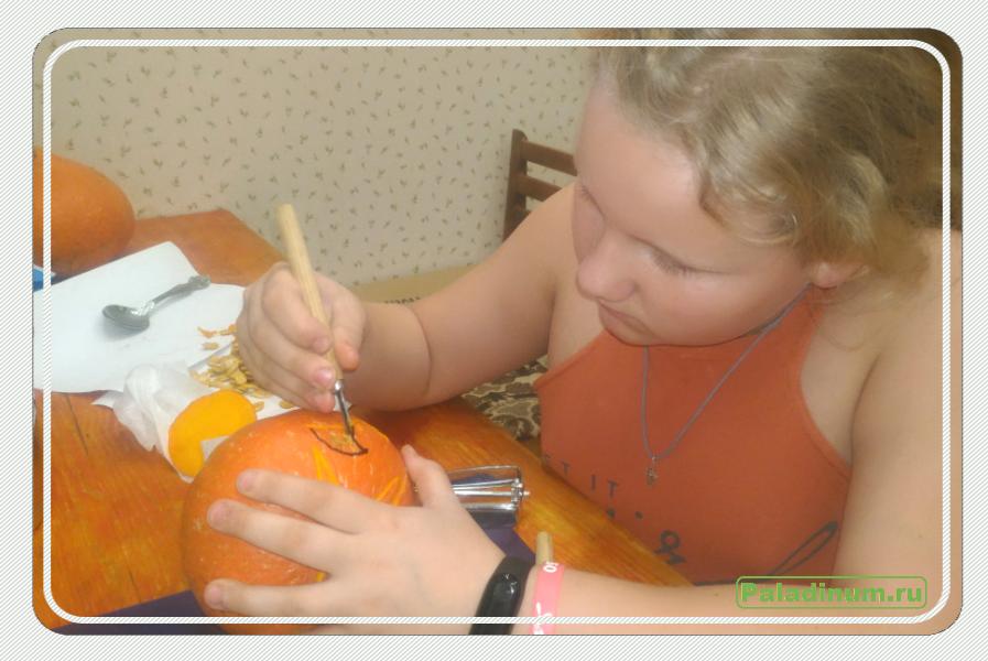 Halloween; хэллуин; тыква; своими руками; поделка; сделай сам; идея для творчества; детское творчество; светильник; фонарик; праздник; день всех святых; волшебная тыква; hand made; метод научного тыка;