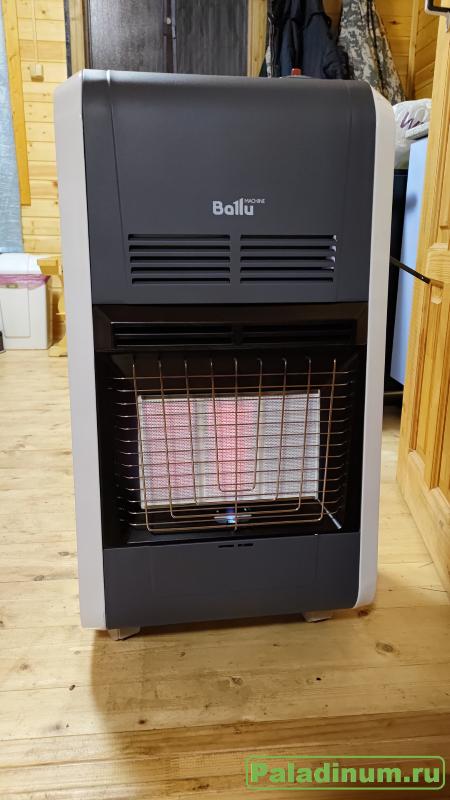 Инфракрасный; газовый; нагреватель; для дачи; для дома; обзор; отзыв; ballu; bigh-55