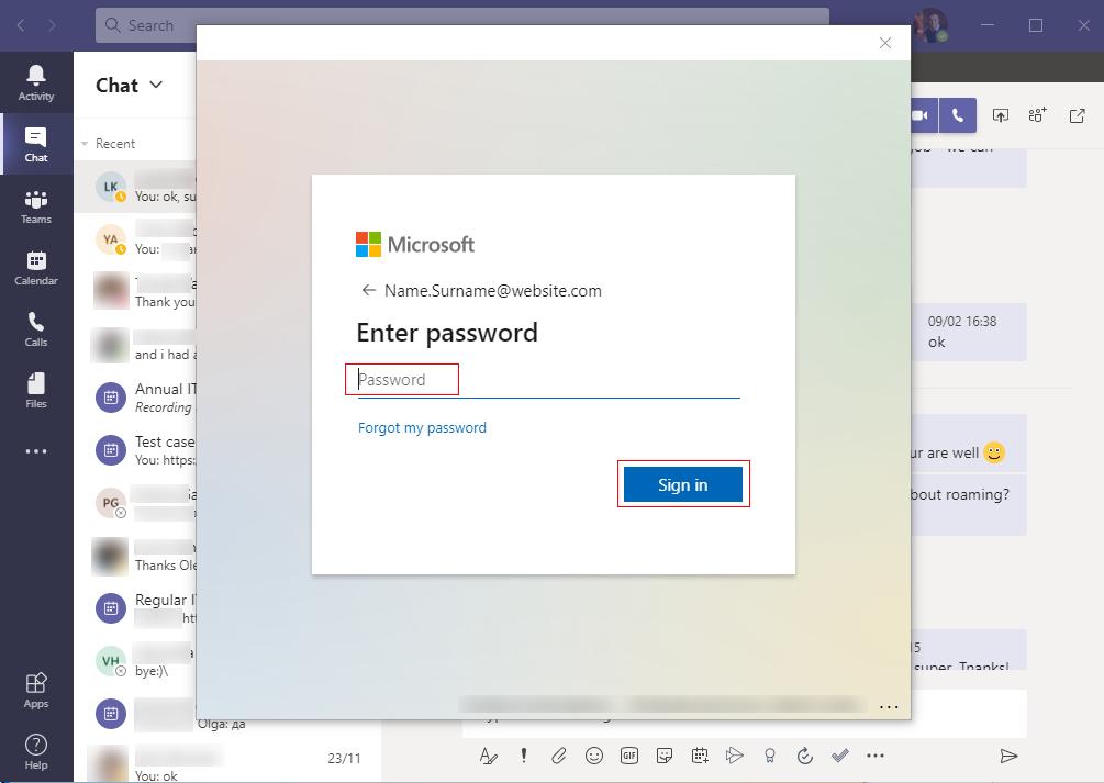 Как заменить пароль; Microsoft; Office 365; инструкция; manual; instruction; корпоративным клиентам; корпоративная почта; Teams; Outlook;